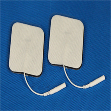 2015 best selling products wholesale sticky self-adhesive electronic pulse massager electrode pad