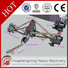 HSM Best Price Professional High Efficiency pu sandwich panel production line