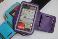 Workout Arm Bag Holder Case Running Sports Waterproof Armband Case for iPhone 4s