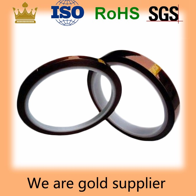 ESD Safe Polyimide Film Tape