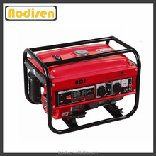 new model ac output silent cheap price single phase CE approved gasoline generator low noise