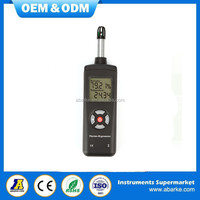 temperature and humidity meter with Wet Bulb Psychrometer and Dew Point Meter TL-500