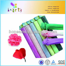high quality flower crepe paper rolls