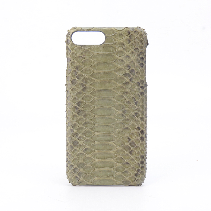 Genuine Python Leather Phone Case