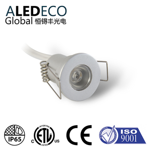 Top Quality CE ETL Super Bright Mini 3W Power LED Downlight