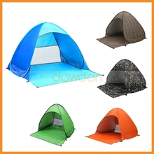 Wholesale Ultralight Instant Pop Up Family Beach Tent