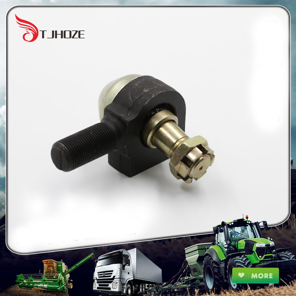 high strength and customized steering cylinder ball joint for 554 tractor