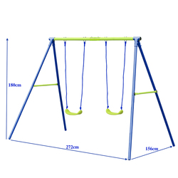 Cheap Swing With sofa Seats foldable Swing For Baby