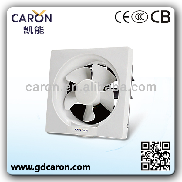 CB CE square exhaust fan 110 volt fan 8 inch