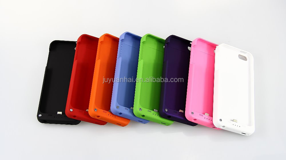External laptop backup battery case 2200mah for iphone case charger,cell phone battery case for iphone 5/5S