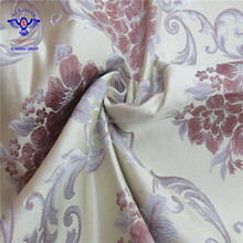 Modern promotional types of sofa material fabric
