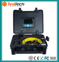 ABS box Underwater CCTV Camera,Pipe Inspection Camera,Sewer Detection Camera 3199F