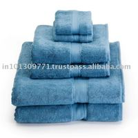 Organic Cotton Terry Towels