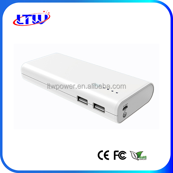 Top selling OEM 10000mah power bank external mobile charger 10040mah for Blackberry Cellphone