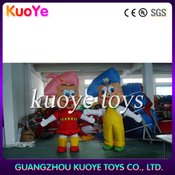 new inflatable figure,commercial inflatable cartoon for davertising