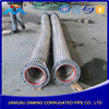 Chinese wholesale suppliers Daming Welded oem stainless steel supplier flexible metal hose