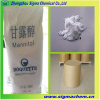 High quality [Best price] Mannitol pyrogen free usp/Mannitol /Mannite