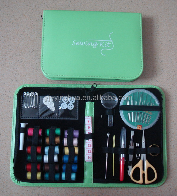 Travel tools complete sewing kit