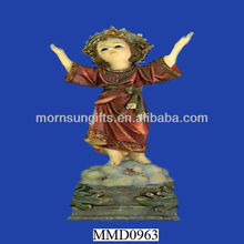 Young Jesus Resin Figurine