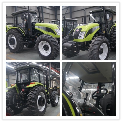 Bomr 2016 new design farm tractor