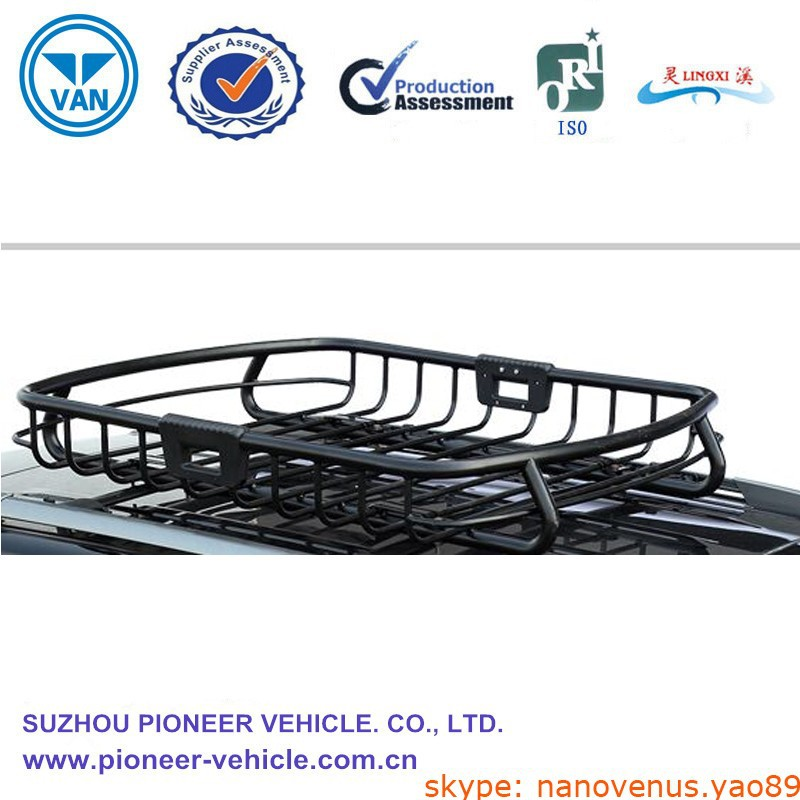 2015 Universal Q195 car roof cargo rackCar roof basket
