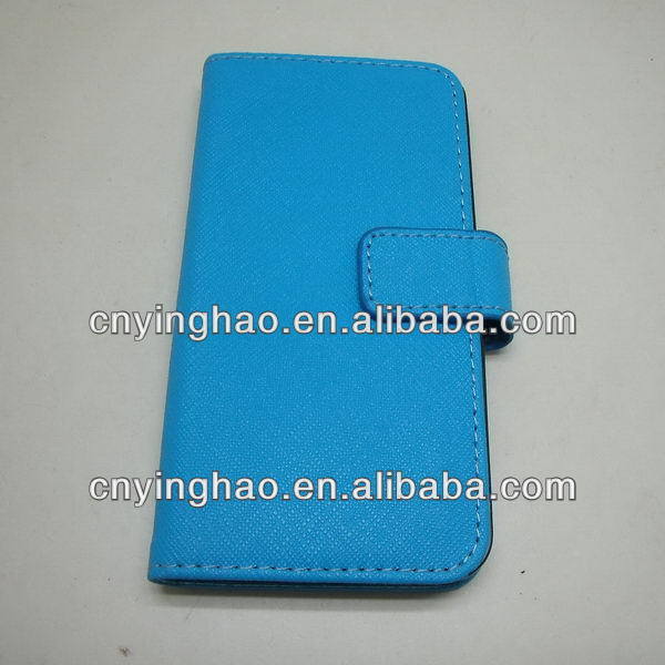 Design most popular pearl 3g 9105 leather pouch case