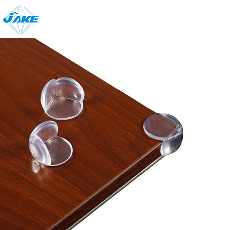 Decorative plastic furniture protection/table corner protector/baby safe guards