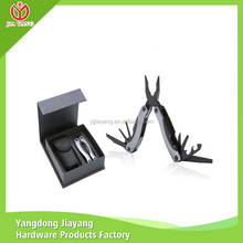 USA Style Stainless steel multi tool / multi function tool for outdoor with anodized aluminium handle