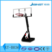 new model movable basketball hoop basketball ring stand