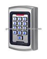 Keypad Waterproof-IP68 Metal Access Control Reader