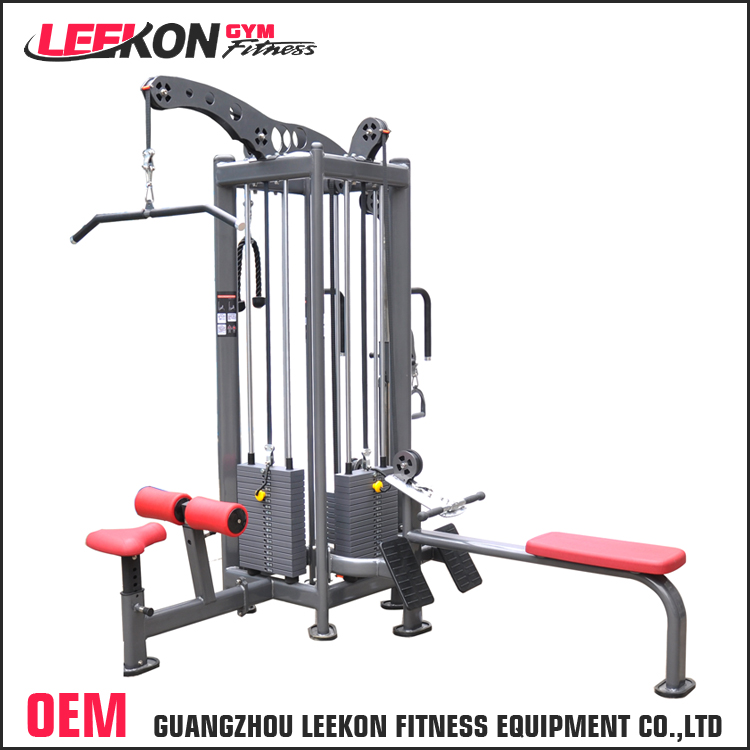 Leekon LK-9025A Wholesale custom life fitness gym equipment 4 station multi home gym equipment