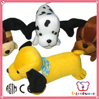 ISO 9001 Factory top 1 Gifts the best choice promotion plush xmas dog
