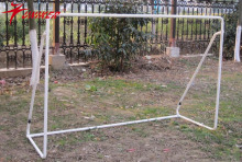 Removable Steel Pipe Mini Soccer Goal Door