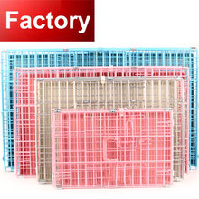 factory supply pvc coated dog house dog cage pet house