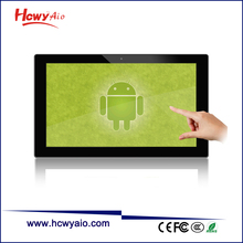 10.1 inch 1280*800 RJ45 android tablet pc with vesa mounting for retail store shelf