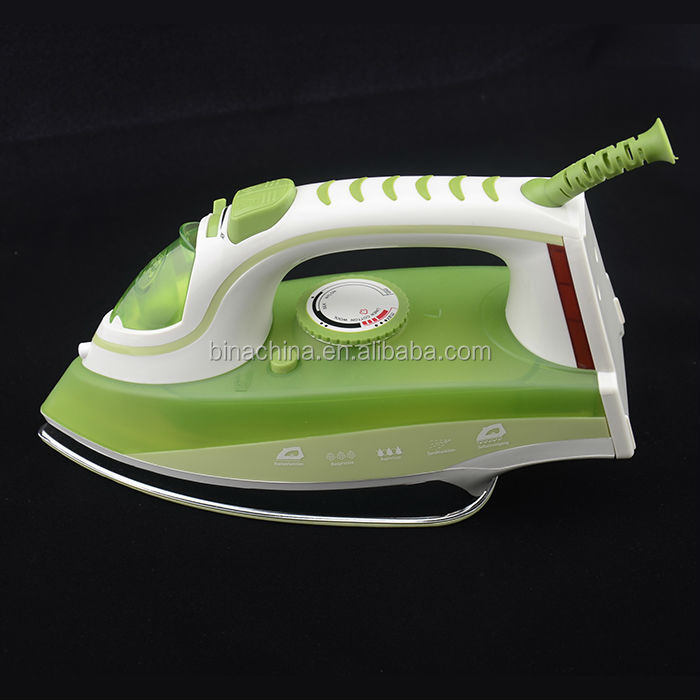 New Type Electric Iron--Green Color