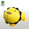 Lion Shape 100% Polyester Toy Cushion For Kids