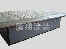 Hot sale Downdraft Sanding Table, woodworking benches to adsorb wood dust
