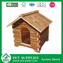 New style China Supplier outdoor wooden dog kennel wholesale