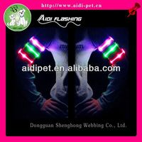 Party sports used LED armband with various designs / battery controlled armlet