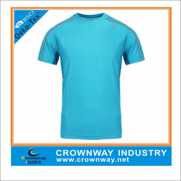 SMALL MOQ!!!100% polyester dry fit men's sport t shirt, boys sport t shirt