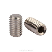 alibaba china supplier stainless steel DIN913 m4 set screw
