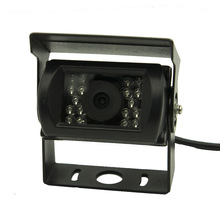 Rear View Camera IR Waterproof Night Vision Car Cameras Truck Reverse Camera 24v