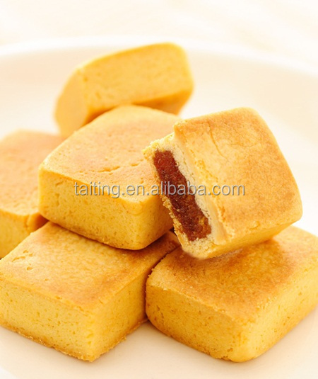 Taiwan traditional pastry biscuit snack pineapple cake