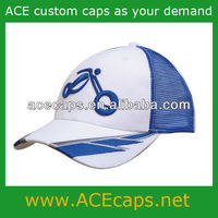 sports cap with mesh
