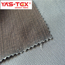 polyester spandex moisture wicking and abrasion resistant woven golf pants fabric