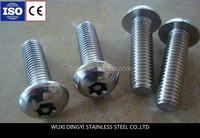 HIgh quality and best price anti-theft screw