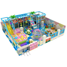 Popular Soft Playground Indoor Used Commercial Soft Indoor Playground Equipment Hot Sale for Kids