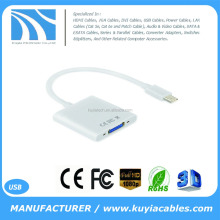 Mini DP Displayport to VGA Cable Adapter for Macbook Pro Air iMac Mac Mini