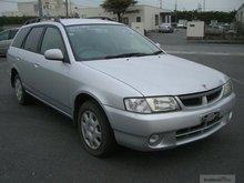 2000 Nissan Wingroad Japanese used car